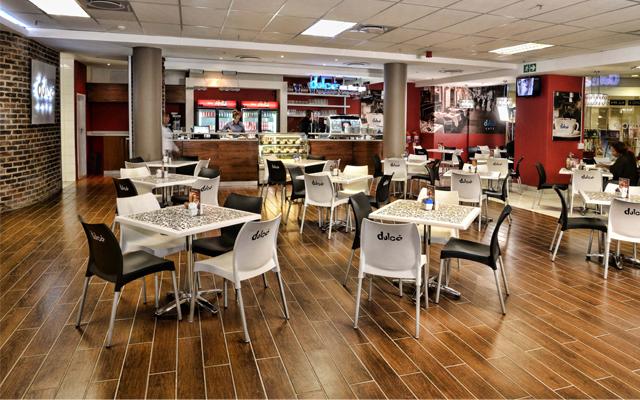 Dulcé Cafe -  North Park Mall