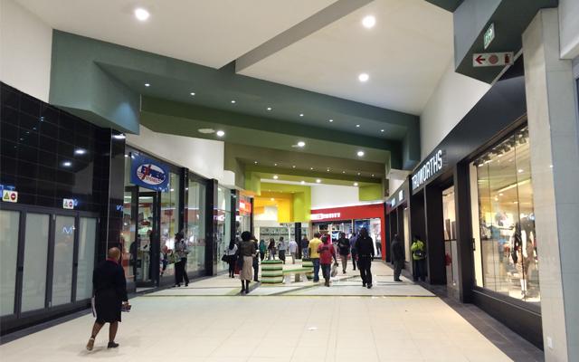 Mall Area