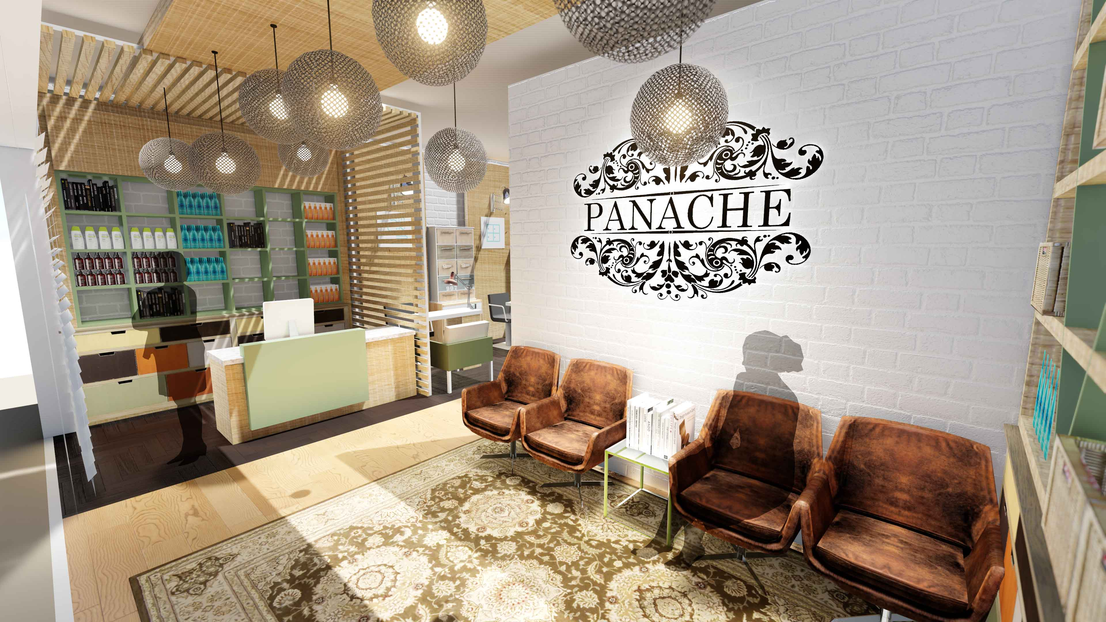Panache Beauty Salon C B