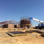 Lanseria Control Tower and Fire Station Construction Progress 02