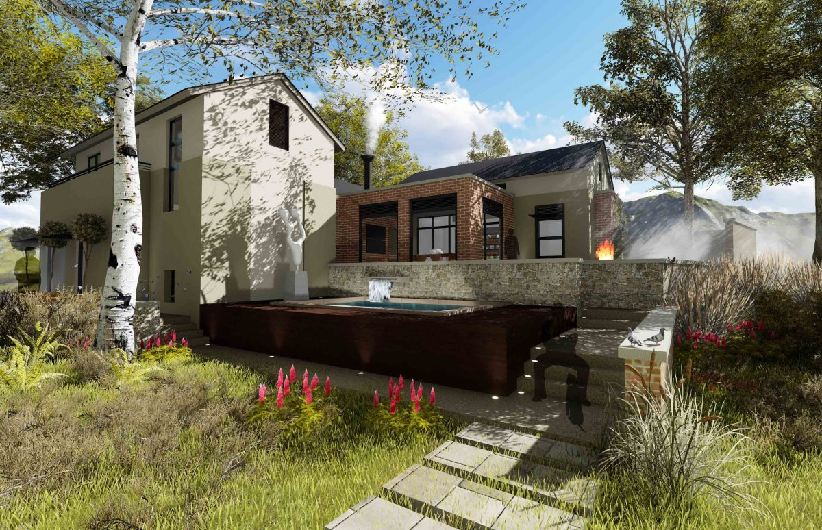 Stols New Residence, Home Proposal Main