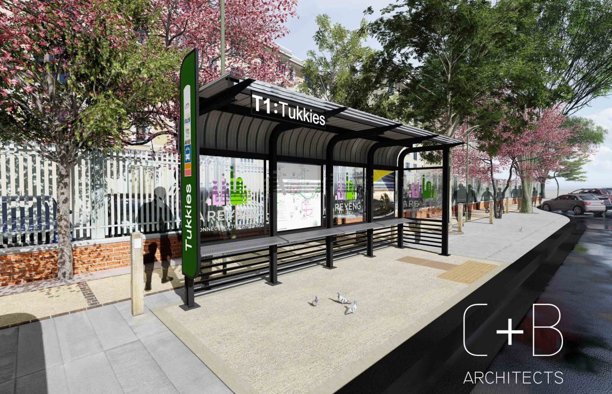 A Re Yeng Bus Shelter Proposals - Main