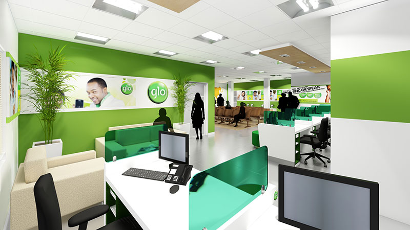 Cottle+Bergh Architects : Glo Cell Nigeria
